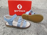 Кожаные сандалии Garvalin