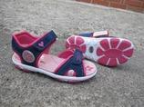 Superfit Nelly замшевые сандалии