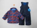 Комбинезон Columbia Frosty Slope Set с системой роста