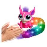 Lil gleemerz - интерактивный питомец, розовый