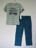 Комплект Calvin Klein брюки+футболка