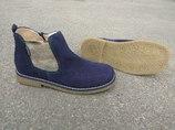 Демисезонные замшевые ботинки Pablosky