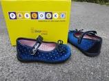 Велюровые туфли Pablosky Mary Jane