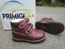 Кожаные зимние ботинки Primigi Vitello