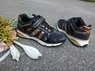 Летние кроссовки Geox Bernie черные