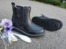 Демисезонные кожаные ботинки Geox Wong