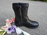 Демисезонные кожаные ботинки Geox Sofia