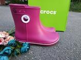 Crocs резиновые сапоги