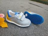 Кожаные кроссовки Pablosky для мальчика