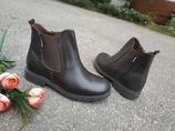 Pablosky демисезонные кожаные ботинки