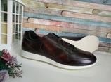 Ecco Sneak кожаные кроссовки