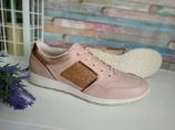Кожаные кроссовки Ecco Sneak