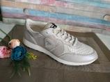Кожаные женские кроссовки Ecco Sneak
