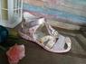 Закрытые кожаные сандалии Primigi 14062