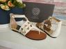 Кожаные сандалии (босоножки) Vince Camuto