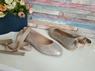 Кожаные балетки Ecco