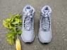Демисезонные кожаные ботинки хай-топы New Balance