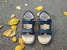 Кожаные сандалии Clarks Crown Root