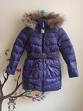 Зимнее пальто пуховик Lenne