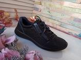 Женские кожаные кроссовки Ecco Soft 5