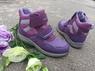 Низкие зимние ботинки Geox Kuray