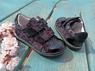 Кожанные кроссовки Ricosta