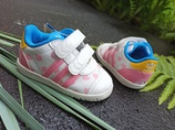 Кожаные кроссовки Adidas Originals