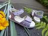 Кожаные сандалии босоножки Pediped