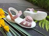 Ricosta Gundi кожаные сандалии