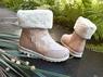 Демисезонные кожаные ботинки Pablosky