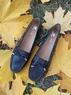 Кожаные туфли лоферы Geox Marva