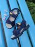 Superfit Scorpius замшевые сандалии