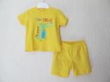 Комплект Chicco Drillo шорты + футболка