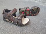 Кожанные сандалии босоножки Stride Rite