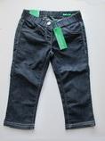 Фирменные джинсовые капри Benetton