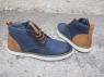 Кожаные демисезонные ботинки Bullboxer