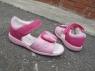 Кожанные босоножки (сандалии) Clarks