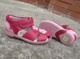 Кожаные сандалии (босоножки) Clarks