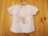футболка Chicco с попугаем