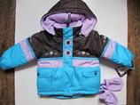куртка Rothschild на девочку. еврозима