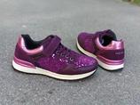 Замшевые кроссовки Geox Maisie