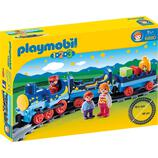Ночной поезд с треком Playmobil (6880)