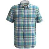 Винтажная рубашка J.A.C.H.S