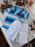Летний комплект Calvin Klein. поло и шорты
